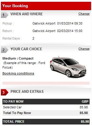 find cheaper car hire 1