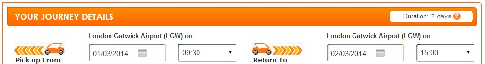 find cheaper car hire 2