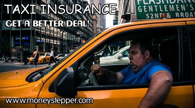 Taxi Insurance - Better Deal