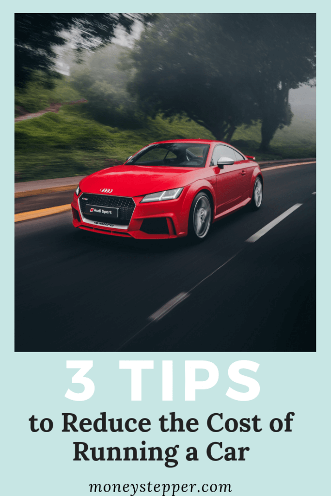 3 Tips to Reduce the Cost of Running a Car. These tips will help you keep your ownership costs as low as possible. You can't imagine living without your vehicle, but there are plenty of costs that come along with being an automobile owner.  #car #costofrunningacar