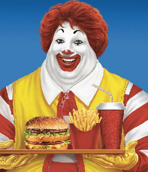 Passive investing is better than active investing - Ronald McDonald
