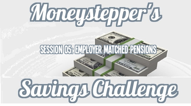 Session 05 - Employer Matched Pensions