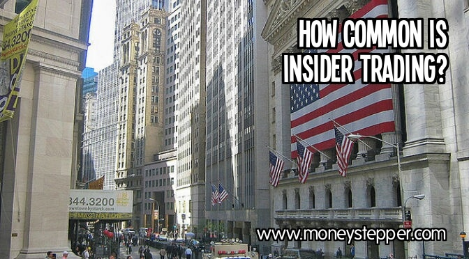 How common is insider trading?