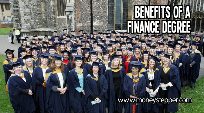 Benefits of a finance degree