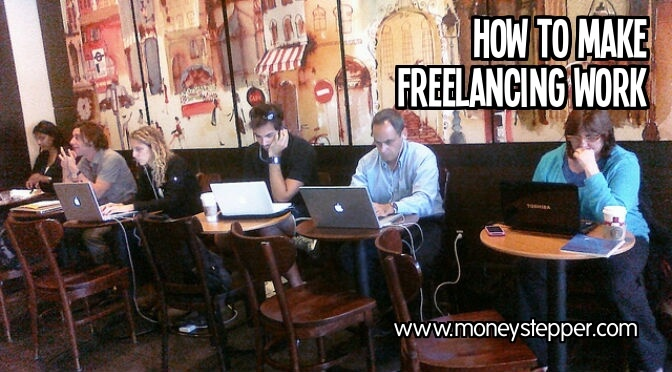 How to make freelancing work