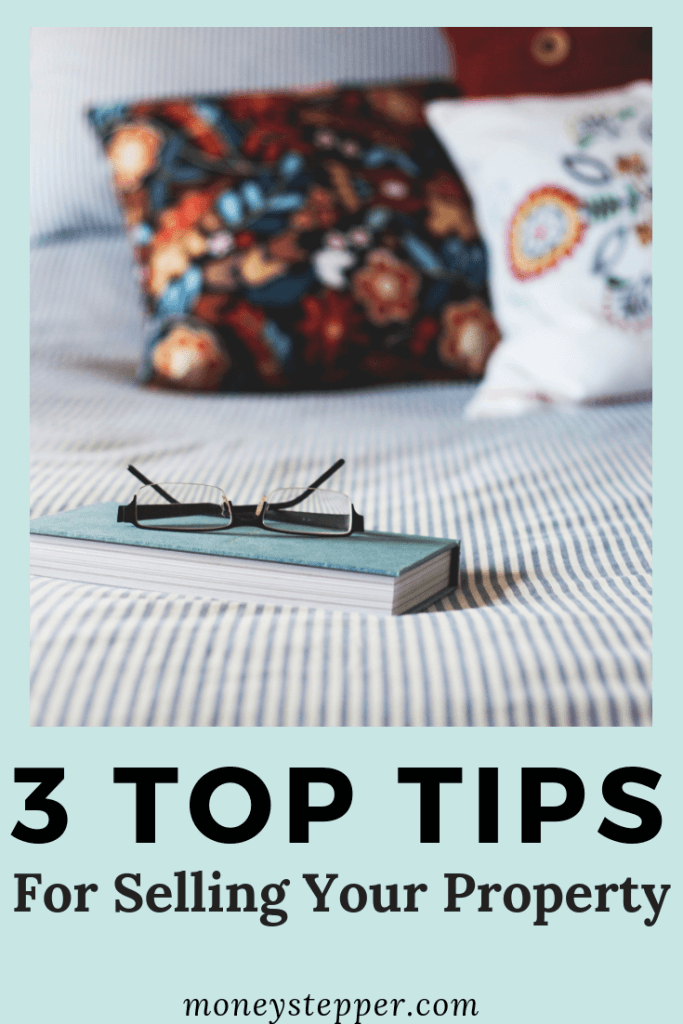 3 Top Tips For Selling Your Property. If you're ready to sell, here are a few top tips for selling your property. When it comes to selling your property, you're likely to have two primary goals: to achieve a sale in a timely manner, and to secure the best possible price. #property #realestate