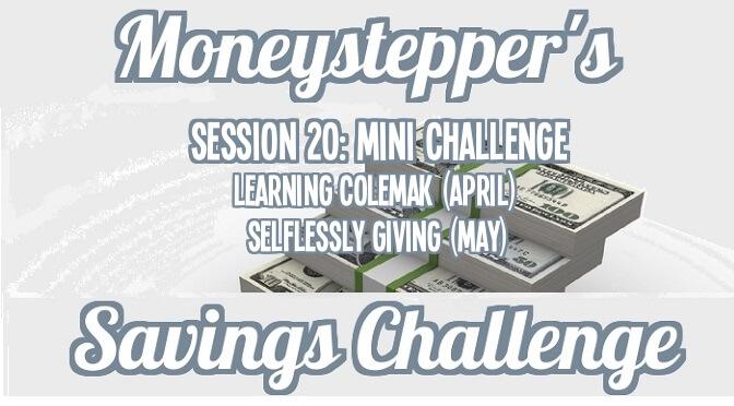 Mini Challenge Colemak