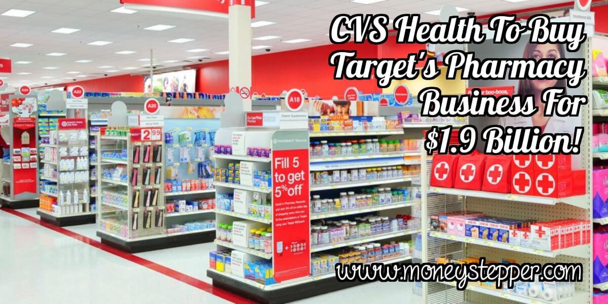 CVS Health To Buy Pharmacy For $1.9bn