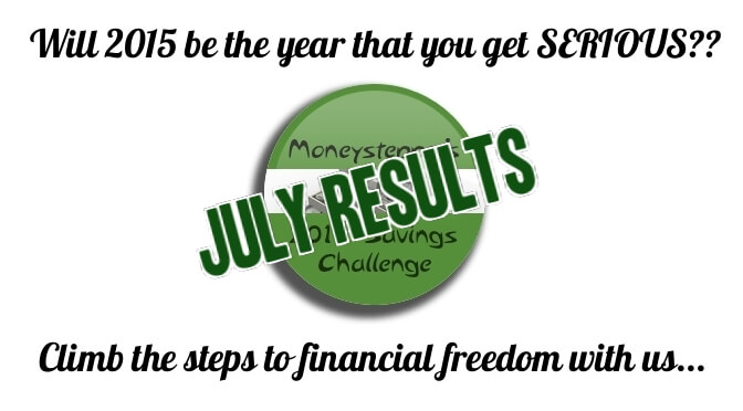 July Results