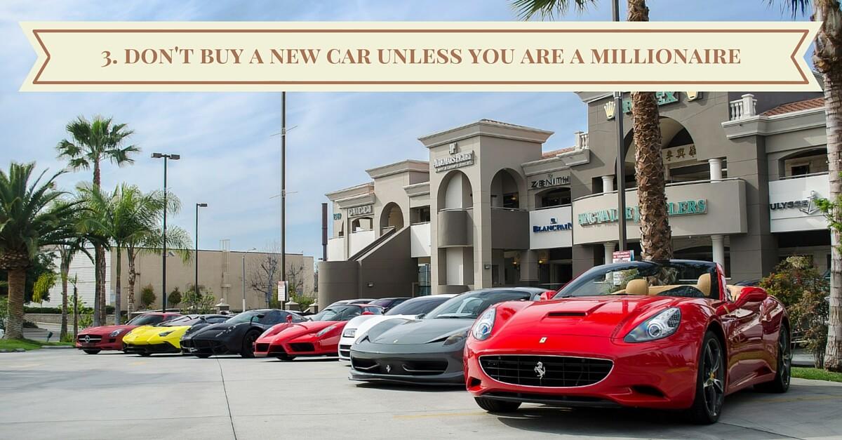 03 New Cars