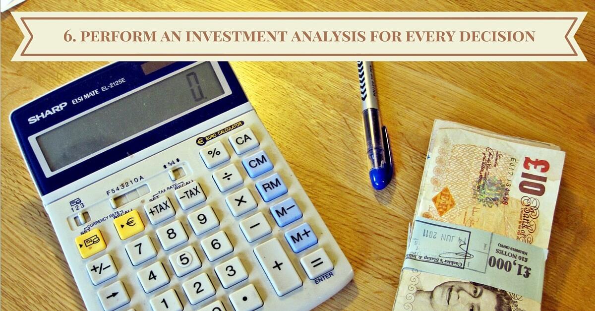 06 Investment Analysis