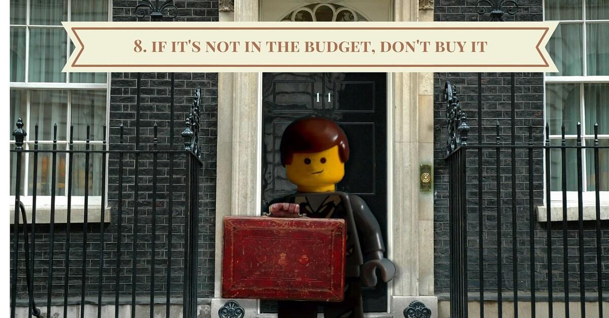 08 Budgeting