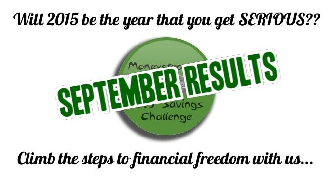 September Results