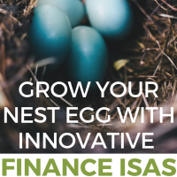 Grow your nest egg with Innovative Finance ISAs. Innovative Finance Individual Savings Account launched last year, and for investors who enjoy alternative investments, such as Peer-to-Peer lending, it has been a great way to shield returns away from the tax man. #investment
